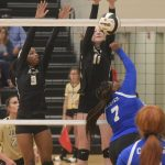 #1-Ranked Jasper Volleyball Blasts West Point/Hayden