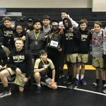 Jasper 7-9 Wrestlers Place 4th to Finish the Year