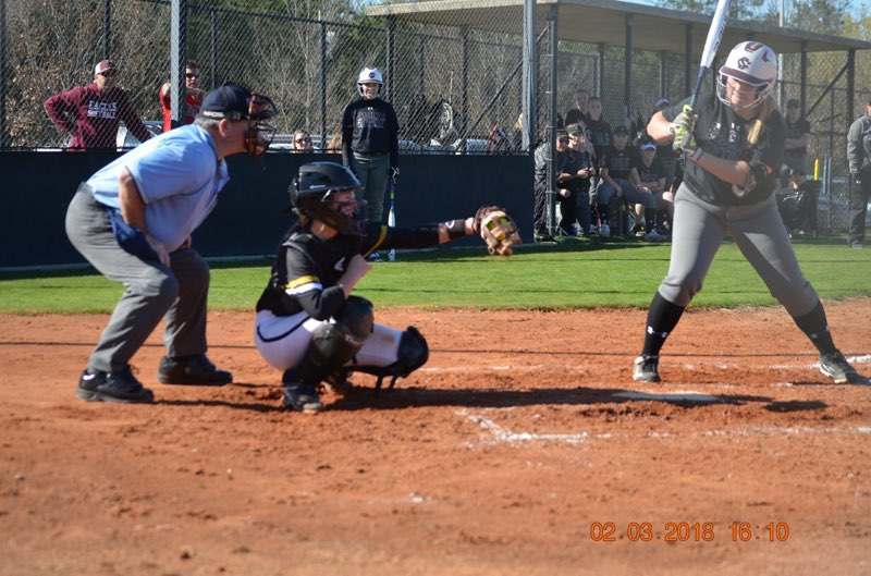 Big Opening Weekend for Viking Softball