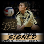 Abby Trotter is Signed….. Snead State CC