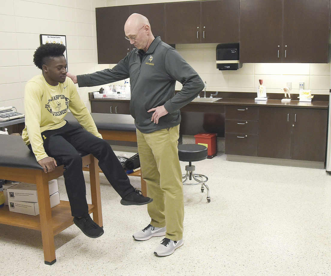 March is National Athletic Trainers Month