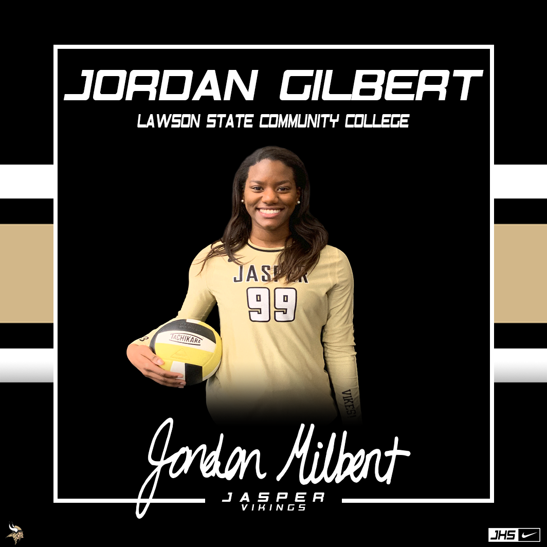 Jordan Gilbert Is Signed….. Lawson State Community College