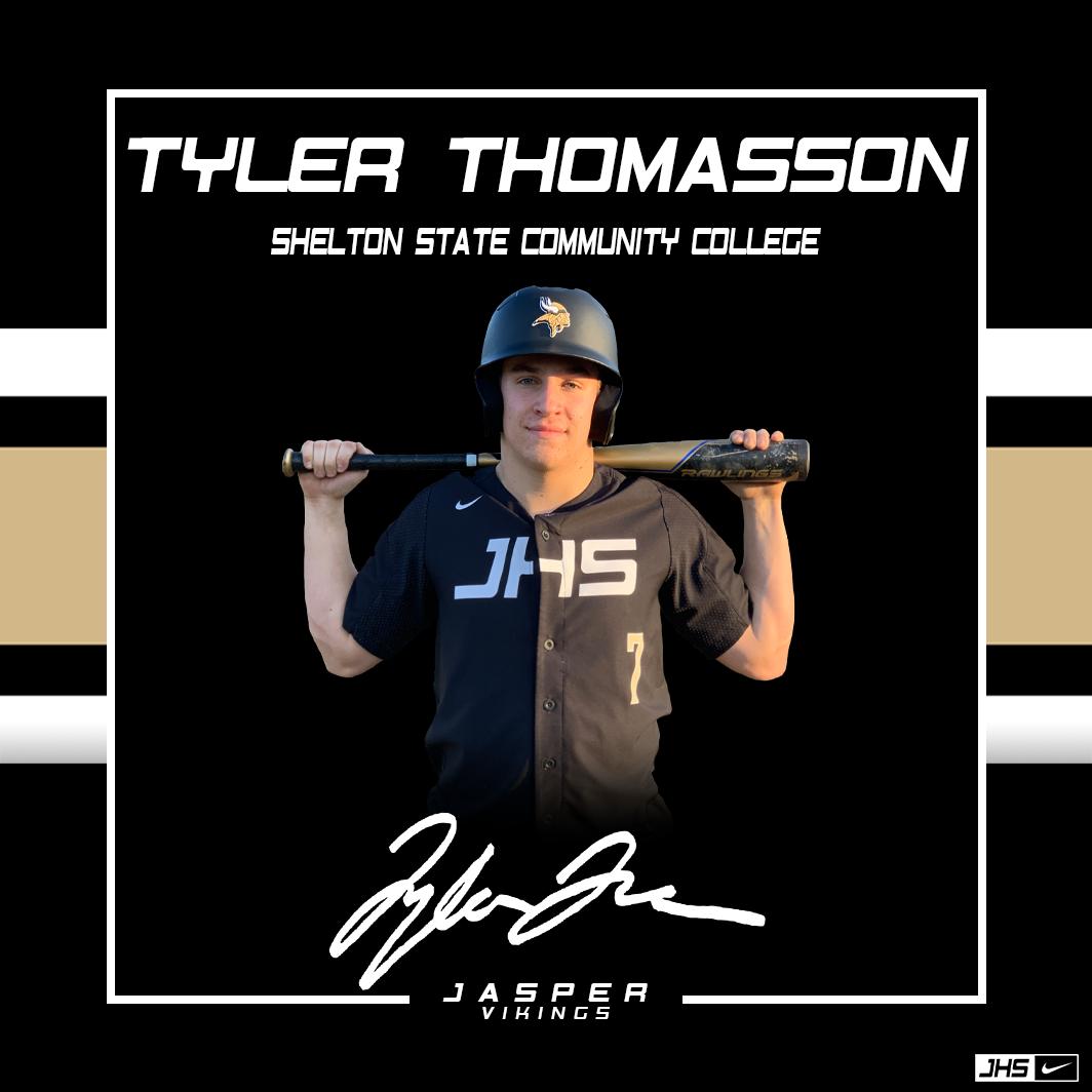 Thomasson Is Signed…. Shelton State CC