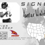 Xavier Waldrop is Signed….. Jefferson Post-Graduate