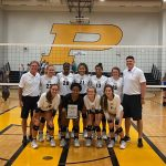 Varsity and JV Volleyball Claim Championships