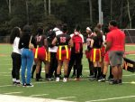 Girls Varsity Flag Football falls to McEachern 14 – 6