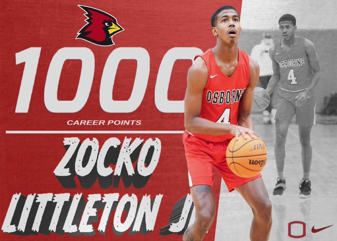 1,000 Point Milestone
