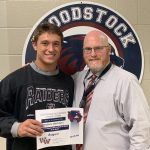 Congrats – Male Athlete of the Month
