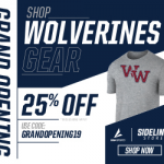 Check Out Woodstock's New Sideline Store