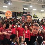 Friday Night Hoops Crowd