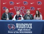 Woodstock Signing Day