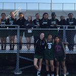 Wakefield High School Girls Varsity Lacrosse falls to Thomas Jefferson Science & Tech 12-3