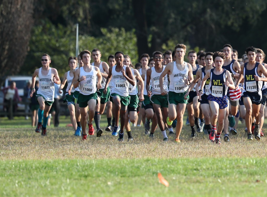 Fall Cross Country Info – Practice Begins August 1