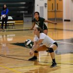 Wakefield High School Girls Varsity Volleyball beat Stuart 3-2