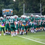 Wakefield High School Varsity Football falls to Marshall 42-10