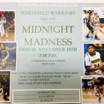 Midnight Madness – Girls/Boys Basketball Friday, November 18 – 7:30 PM