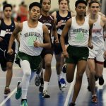 Indoor Track Begins November 6