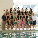 Wakefield High School Girls Varsity Diving finishes 5th place