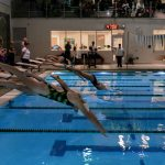 Wakefield High School Girls Varsity Swimming finishes 6th place