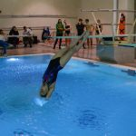 Wakefield High School Girls Varsity Diving finishes 7th place