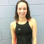 Wakefield High School Girls Varsity Region Swimming finishes 19th place
