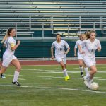 Wakefield High School Girls Junior Varsity Soccer falls to West Potomac High School 3-0