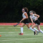 Wakefield High School Girls Junior Varsity Field Hockey beat Lee High School 3-0