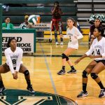 Volleyball Heads to National District Playoffs