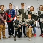 Wakefield Rifle Team Earns 2nd Win Over West Potomac