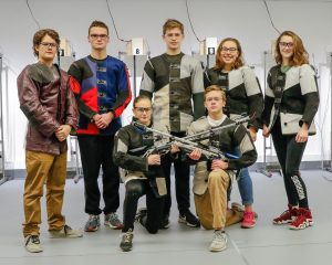 Yes Wakefield, We Have A Varsity Rifle Team . . .