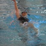 Varsity Girls Swim/Dive Tri-Meet Results