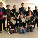 Wakefield Rifle Team Wins 3rd Victory of the season over Landon High School!