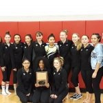 Wakefield Gymnastics Team Takes 2nd in Districts!