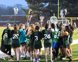 "WOMEN'S VARSITY LACROSSE  – WORKING FOR THE ""W"""