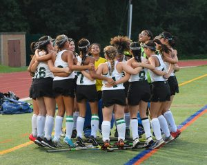 Varsity Field Hockey . . . Let's Get Physical!