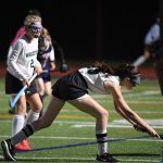 Girls Varsity Field Hockey beats Robert E Lee Lancers 3 – 0