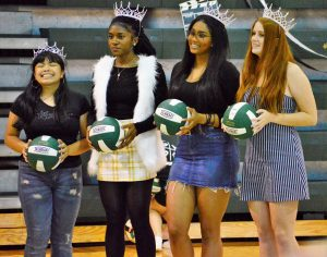 Varsity Volleyball SENIOR NIGHT . . . . Leave A Legacy!