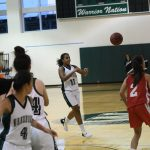 Girls Freshman Basketball beats Edison 18-14