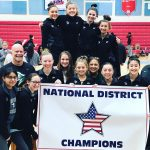 Wakefield Gymnastics Team Takes District Title