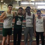 Wakefield Indoor Track Athletes Head to State