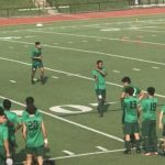 Boys Varsity Soccer beats Rock Ridge 3 – 2