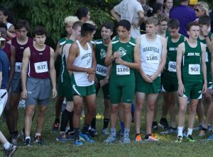 Boys Cross Country Go Full Throttle During Invitational Tournament