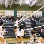 Warriors Varsity Volleyball loses to Edison 3 – 1
