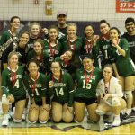 Wakefield Warriors take home silver in the Crossroads Classic Volleyball Invitational