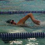 Warriors Defeat Lee at First Home Meet