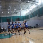 Girls Junior Varsity Volleyball