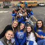 Volleyball Parade and Hampshire Tournament Pictures
