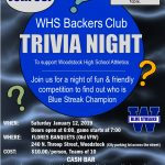 2nd Annual Trivia Night Info