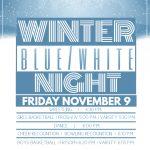 Winter Blue/White Night Itinerary