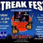 Streakfest Info